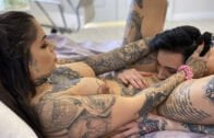 BellesaHouse – Nikki Hearts And Leigh Raven – Real Love