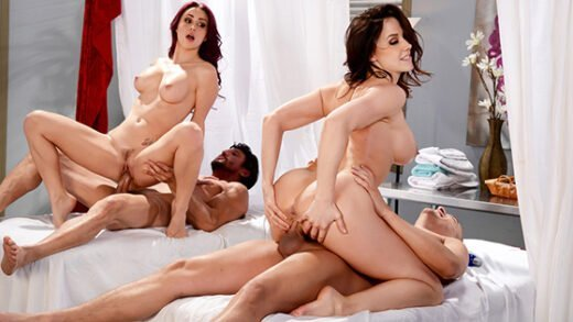 [BrazzersExxtra] Best Of Brazzers Massage Mania (06.29.2020)