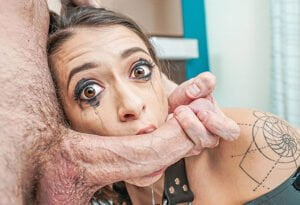 [BrutalPOV] Izzy Bell (Choked And Dominated / 06.09.2019)