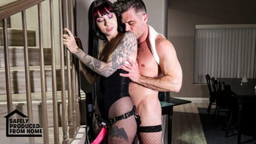 [BurningAngel] Charlotte Sartre (Anal For Him And Her / 07.09.2020)