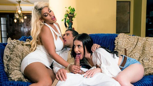 [DigitalPlayground] Bridgette B, Aubree Valentine (Falling From Grace / 06.15.2020)