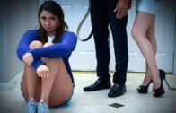 FosterTapes – Aaliyah Love, Jewelz Blu Foster Daughter Gets An Attitude Adjustment