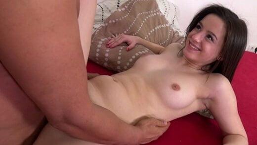 [ImmoralLive] Gabriella Lati (18-Year-Old Gabriella Lati Gets Her Ass Fucked / 06.05.2020)