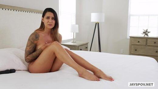 [JaysPOV] Alexis Zara (How I Fucked My Dads Hot Wife / 04.08.2020)