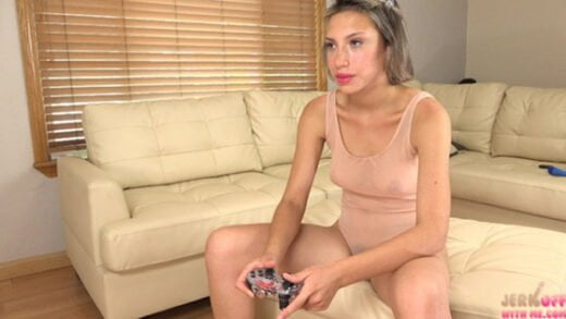 [JerkOffWithMe] Amber Faye (Pussy Play During Self Isolation / 07.24.2020)