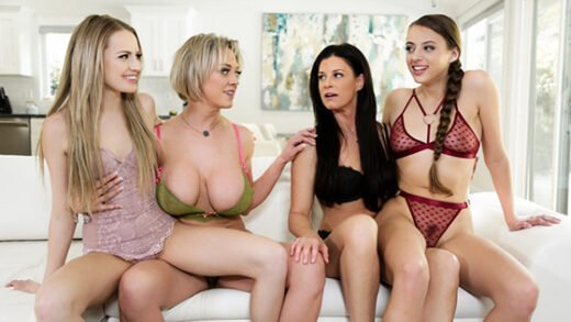 [MommysGirl] India Summer, Scarlett Sage, Gia Derza, Dee Williams (Mothers Day Blues / 05.09.2020)