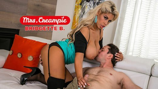 [MrsCreampie] Bridgette B (26078 / 07.13.2020)