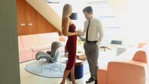 NubileFilms – Gina Gerson Come Back To Bed, Perverzija.com