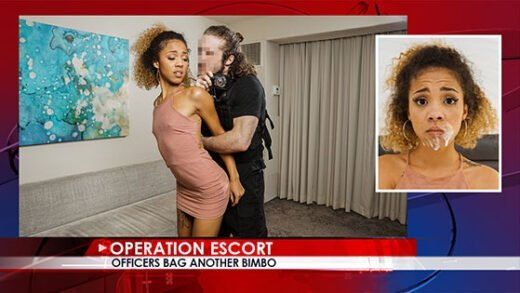 Free watch streaming porn OperationEscort Xiana Hill Officers Bag Another Bimbo - xmoviesforyou