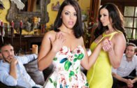 BrazzersExxtra – Madison Ivy, Kendra Sunderland Bodacious Bikini Threesome