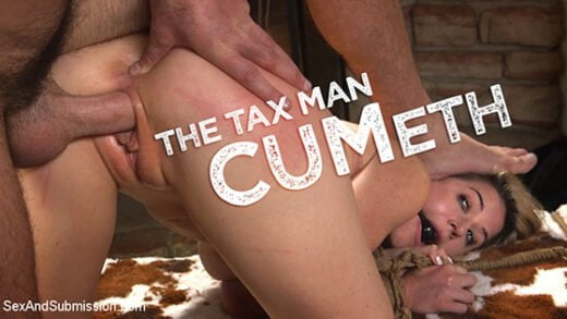 [SexAndSubmission] Kit Mercer (The Tax Man Cumeth / 11.30.2019)