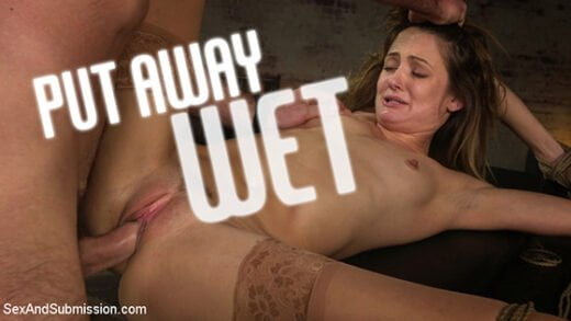 [SexAndSubmission] Zoe Sparx (Put Away Wet / 12.14.2019)