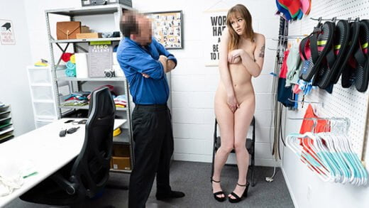 [Shoplyfter] Rebecca Vanguard (Case No. 7906116 / 07.15.2020)