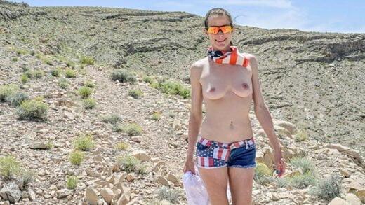 [StayHomeMilf] Sofie Marie (Fresh Air / 06.14.2020)