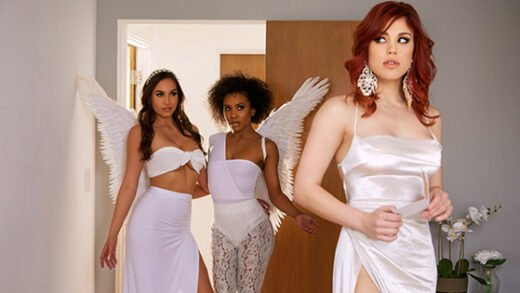 [WhenGirlsPlay] Demi Sutra, Molly Stewart, Desiree Dulce (Sky Bound Part 4 / 05.15.2020)