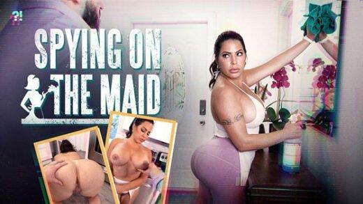 [AdultTime] Julianna Vega (Spying On The Maid / 08.20.2020)