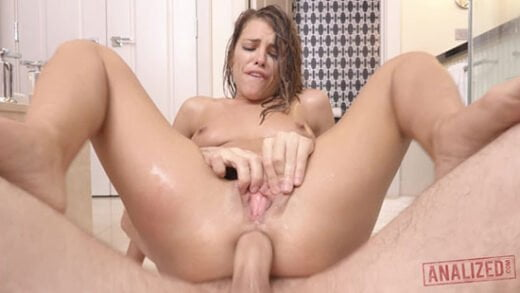 Analized - Adriana Chechik Is The Extreme Anal Queen