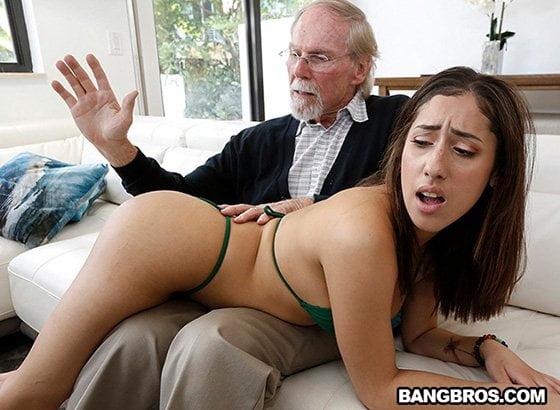 BangBros18 – Kira Perez Kira Gets Pounded By Grandpa, Perverzija.com