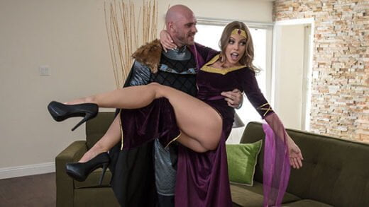 BrazzersExxtra - Britney Amber - Cucked For Historical Accuracy