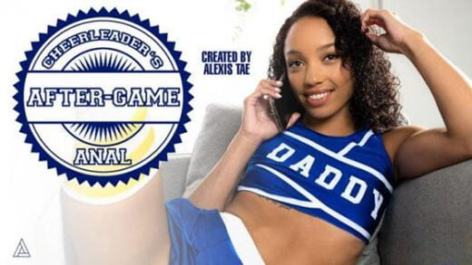 [ModelTime] Alexis Tae (Cheerleaders After-Game Anal / 08.22.2020)