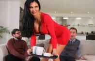 RealWifeStories – Jasmine Jae His Best Friends Bedding