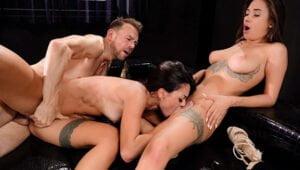 EvilAngel – Martina Smeraldi, Liya Silver Lesbian + Anal 3-Way, Perverzija.com