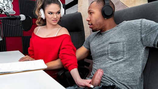 [SneakySex] Athena Faris (Turn On The Radio / 02.15.2020)