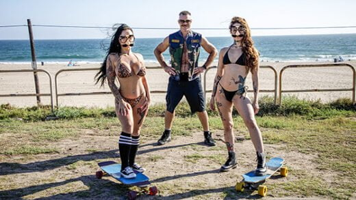 [ToughLoveX] Vanessa Vega, Payton Preslee (Slut Challenge / 08.28.2020)