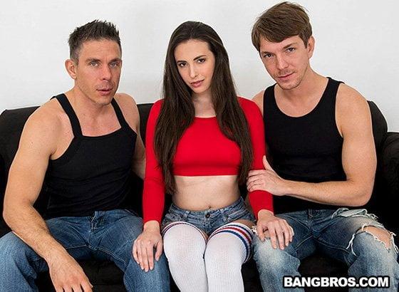 BangBrosClips – Casey Calvert Casey Loves Double Anal, Perverzija.com