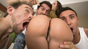 DaneJones – Alyssa Bounty Real love making in the morning, Perverzija.com