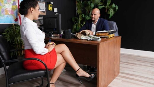 BigTitsAtWork - Valentina Jewels - Internal Affairs