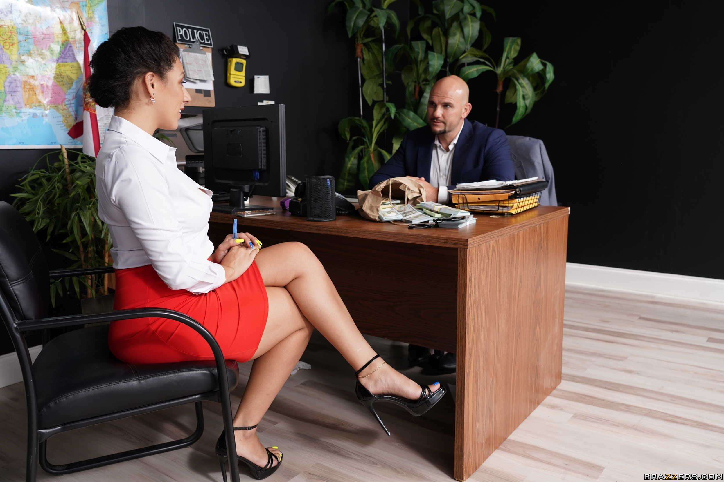 BigTitsAtWork - Valentina Jewels - Internal Affairs