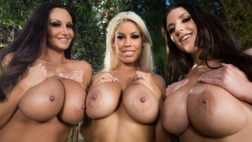 BrazzersExxtra - Best Of Brazzers Titty Tuesday