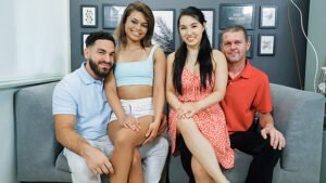 TeamSkeetSelects – Lulu Chu, Mina Moon, Brixley Benz, Destiny Cruz Endless Possibilities, Perverzija.com