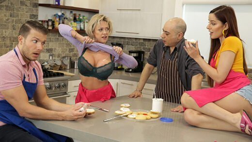 [FamilySwapXXX] Dee Williams, Vanna Bardot (My Family Swap Sister / 09.15.2020)