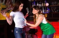 GirlsWay – Alison Rey, Evelyn Claire Im Such A Klutz!