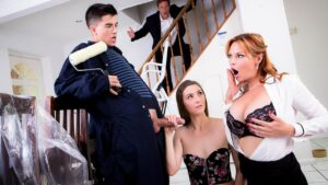 MomsLickTeens – Kiley Jay And Tegan James – Spank Me, Perverzija.com