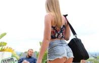 MyBabysittersClub – Davina Davis – Bored Babysitter Busting Loose