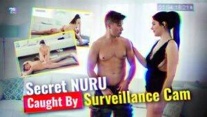 [NuruMassage] Valentina Nappi (Secret NURU Caught By Surveillance Cam / 09.04.2020)