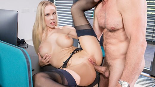 [Private] Florane Russell (Anal at the Office / 09.09.2020)