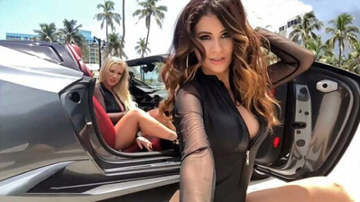 [TeamSkeetXCamSoda] Vanessa Vera Cruz, Bailey Brooke (Lambo / 06.18.2020)
