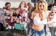 BabyGotBoobs – Emma Leigh, Sienna Day And Tina Kay – Bachelor Night