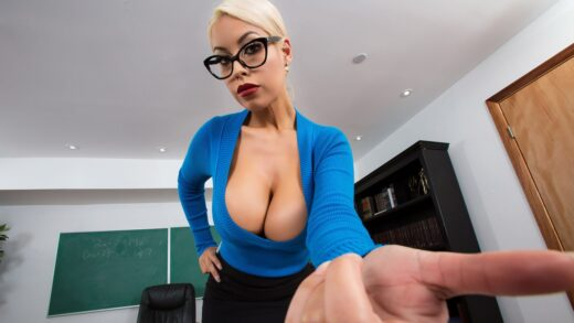 BigTitsAtSchool - Bridgette B - Teachers Tits Are Distracting