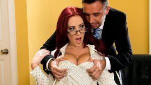 BigTitsAtWork – Jayden Jaymes – Let My Tits Make It Up To You, Perverzija.com