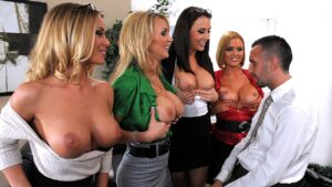 DorcelClub – Cherry Kiss, Alyssia Kent, Renata Fox Lustful city, Perverzija.com