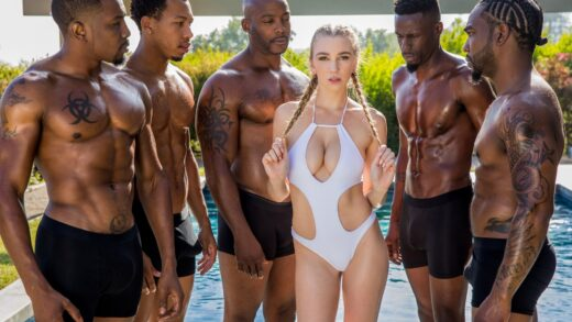Blacked - Kendra Sunderland - Ive Never Done This Before