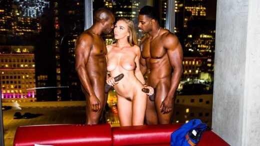 BlackedRaw - Kendra Sunderland - My First Weekend Single