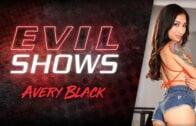 EvilAngel – Avery Black Evil Shows