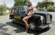 FakeTaxi – Red August An Historic Fake Taxi Fuck
