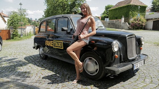 FakeTaxi – Elisa Tiger My Way, All the Way, Perverzija.com